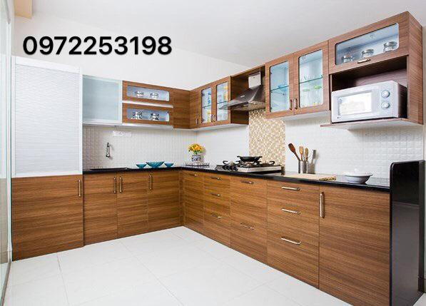 Tủ bếp Laminate 5
