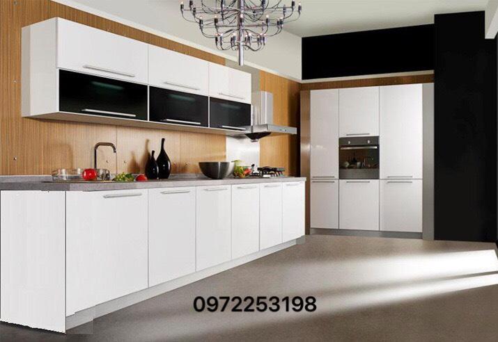 Tủ bếp Acrylic AR13